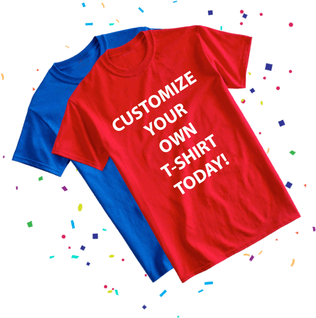 Customize Your T-shirt at T-Shirt Explosion Today!